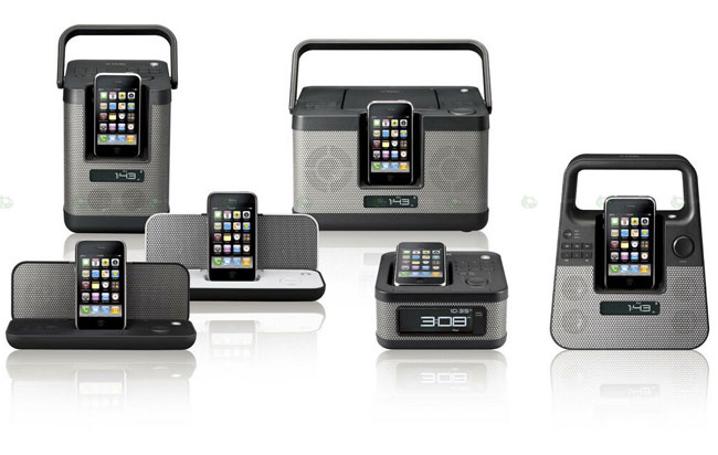TDK-iPhone-Docks
