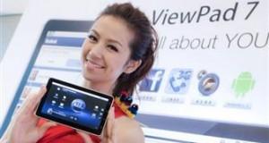 C'est au premier trimestre 2011 que Viewsonic lancera une tablette tactile avec un écran tactile de 9.7″. Les premièrescaractéristiquessont pour le moins alléchantes, nous savons pour l'instant qu'elle tournera sur Android 3 et embarquera la puce Tegra 2. Viewsonic espère ainsi pouvoir détenir fin 2011 10% du marché des tablettes tactile.
