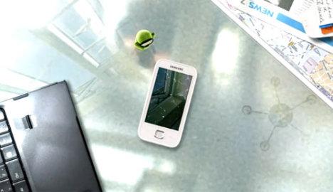 Alors que le Galaxy Player YP-G50 n'a pas encore été annoncé officiellement par Samsung, une vidéo publicitaire circule déjà sur Youtube. Pour rappel, ce PMP dispose d'un écran tactile de 3,2″, d'un APN de 2Mpx, du Wifi, de 8 ou 16go ainsi que d'un GPS et tourne sous Android 2.1. Vidéo dans la suite de […]
