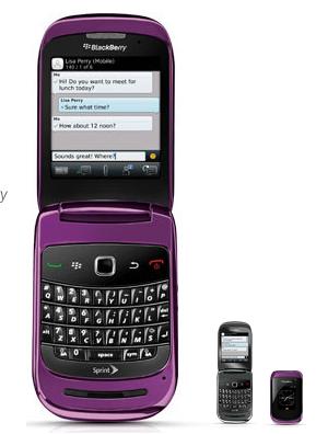 Les opérateurs américains RIM et Sprint vont mettre officiellement en vente le blackberry Style le 31 octobre. Ce smartphone tourne sous le tout nouveau Blackberry OS6, possède une caméra de 6 mégapixels, deux écrans hautes résolutions (externes et internes). Le GPS et le Wifi sont intégrés ainsi qu'un port SDHC. Disponible pour 100$ avec abonnement. […]