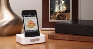 Alors que Apple est sur le point d'arriver sur le marché de la diffusion sans fil avec son Airplay et ses fabricants compatibles, le leader de ce secteur Sonos vient d'annoncer la mise en vente de son dock sans fil : le WD100. Le WD100 permettra de transmettre le flux de musique numérique vers les différents ZonePlayers présents dans la maison, tout en permettant à l'appareil de se charger dans […]