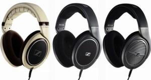 Sennheiser vient d'annoncer le lancement de sa noubelle gamme HD500 composé de 3 casques. Ils sont de type ouverts et proposent la technologie E.A.R. qui canalise le son directement dans les conduits auditifs, j'ai nommé le HD598, HD558 et HD518.