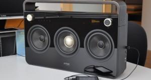 TDK remet les boomboxes à la mode Nouveau PMP chez Philips : Le Gogear Connect Après les casques Dr Dre, Monster sort les casques Daft Punk Gloria : Future tablette star de Samsung ?