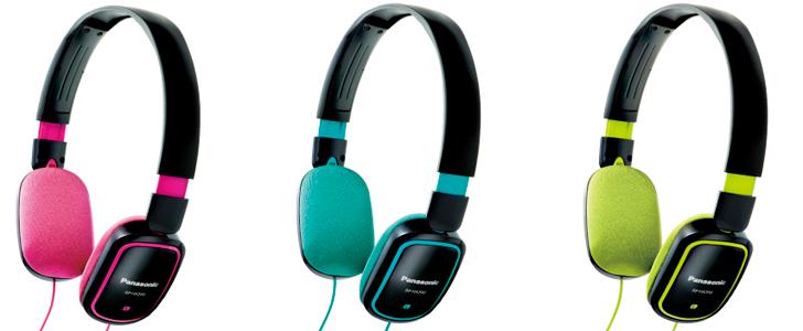 Panasonic a annoncé deux nouveaux casques au Japon : les RP-HX300 et RP-HX200. Ses nouveaux modèles sont dotés d'un design élégant et sont disponible en rose, vert d'eau et le jaune. Le Panasonic RP-HX300 ne pèse que 99 grammes et offre une impédance de 32 ohms, une sensibilité de 116/dB/mW et dispose d'écouteurs de 35mm […]