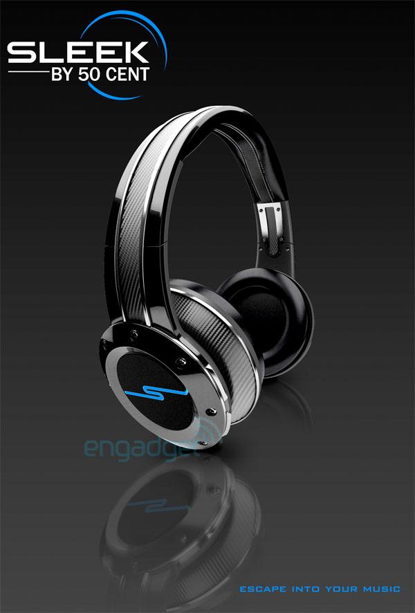 Peu d'informations encore sur ce casque Sleek Audio si ce n'est l'association de la marque avec le rappeur 50Cent. Le design est vraiment très réussi, et les marétiaux sont de choix puisqu'on retrouve entre autre l'utilisation defibre decarbone et de métal. Pour la partie audio, cela reste encore de grandmystère mais il ne devrait pas […]