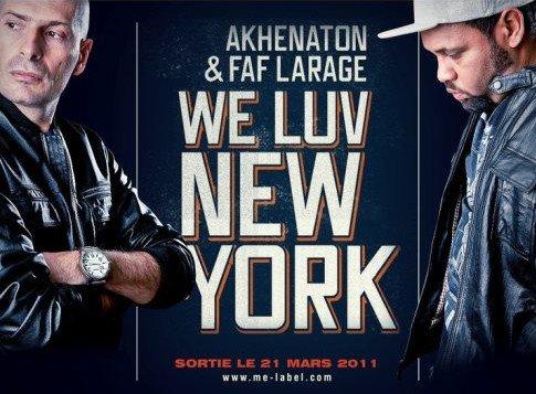 Akhenaton du groupe IAM et Faf la rage prépare pour le 21 mars 2011 un album en commun. Ce nouvel opus des deux MC's marseillais s' annonce comme un retour aux sources du Hip Hop, ce qui n'est pas du luxe au vu de la dérive du rap français à l' heure actuelle. Dans sa […]