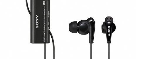 L'annonce de Pioneer de ses écouteurs à réducteur de bruit n'est pas tombé dans les oreilles d'un sourd : Sony renvoit la balle avec un modèle similaire, le MDR-NC13, des intras à reduction active de bruit. Fonctionnant sur une pile AAA, cela fournirait pour 100 heures de silence, Sony se targuant d'atteindre 87,4% de diminution […]