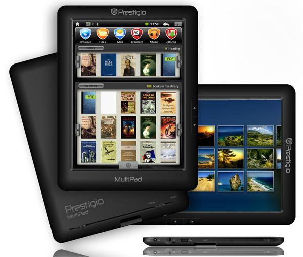 Prestigio entreprise basée à Chypre vient de présenter une tablette destinée au marché ukrainien pour des prix allant de 220$ à 400$. Elle sera disponible en 5 versions allant de 7″ ou 10.1″. Le modèle d'entrée de gamme PMP3084C sera composé d'un écran résistif, d'un écran de 8.4″, 4Go de mémoire un processeur ARM9 de […]