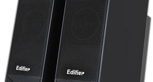 Edifier vient d'annoncer 2 paires d'enceinte, la premiere les Spinnaker plus sédentaire malgré une taille tout à fait raisonnable pour le transport et les Prime USB un modèle portable.  Les Spinnaker tout d'abord, sont des enceintes qui ont la particularité d'être un kit 2.2, chaque enceinte comporte en effet un caisson de basse. Pour un total de 80W RMS, 30W RMS pour chaque caisson et 10W pou les voies […]