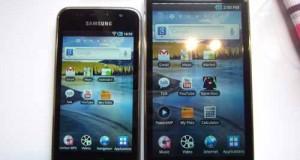 Lebellium nous offre une description de 2 baladeurs Samsung : leGalaxy S Wifi 4.0 ou YP-G1et le Galaxy S Wifi 5.0 ou YP-G70. De par leurscaractéristiques,ces 2 baladeurs pourraient être desérieuxconcurrents sur «le marché de l' Ipod Touch». Lebellium va donc tenter de déterminer si oui ou non, il s'agit d'un Galaxy S sans téléphone … C'est par ici !