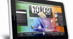 HTC a hier présenté sa prochaine tablette la HTC Flyer (déja présenté au MWC) qui devrait arriver fin avril début juin. La tablette qui profite d'un design et d'une finition très soignée comme sait le faire la marque est propulsée par un processeur Qualcomm cadencé à 1.5GHz et 1Go de RAM. Elle dispose d'un stylet qui est un réel plus pour la tablette et qu'aucune tablette Android ne propose actuellement. […]
