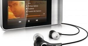 Philips a dévoilé son nouveau baladeur le Go Gear Muse 3. Peu d'informations circulent encore néanmoins on sait qu'il embarquera un écran tactile de 3.2″ d'une résolution de 480×320, d'un tuner FM (avec possibilité de l'enregistrer), un gestionnaire d'equalizers et un son Fullsound. Il sera disponible avec une mémoire de 8 . 16 ou 32Go extensible via un slot microSD. La compatibilité ne sera pas en reste avec le support […]