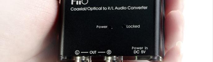 Fiio vient de sortir leur dernier produit, le Fiio D3, un DAC. Le Fiio D3 donc est un DAC qui permet la conversion d'un signal Coaxial/optique vers une simple sortie stéréo. C'est petit, ça tient dans la main, et ça semble bien fini. La puce utilisée est une WM8805 quigarantit unJitterextrêmementbas, de plus le bidule […]