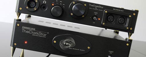 Ray Samuel Audio, entreprise ayant déjà gagné de nombreux prix dans le domaine de l'audio haut de gamme, est fière de vous annoncer la sortie de son nouvel amplificateur casque symétrique : The Dark Star Headphone Amp.