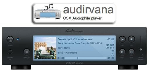 Les aficionados de la pomme auront la pêche en apprenant qu'Audirvana Betaest passé en version 0.9.5 et est désormais compatible avec MAC OSX Lion.