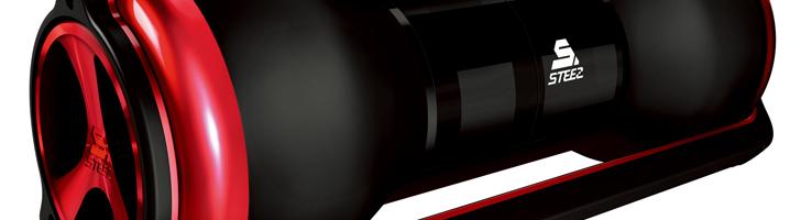 Pioneer profite de la rentrée pour dévoiler sa nouvelle série de produits audio «portatifs». On trouve ainsi un dock à la limite du boombox, un casque, et un baladeur visuellement assez «étrange».        Le Steez Audio STZ-D10 est donc un système audio portatif d'une capacité interne de 4 Go […]