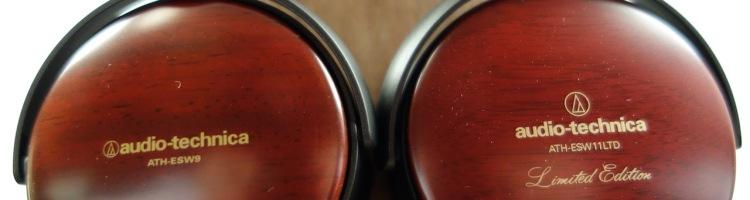 Commercialisé à 1000 exemplaires seulement et pratiquement introuvable en France l'ATH ESW11 «Limited Edition» d'Audio Technica vient courronner la gamme nomade du Constructeur japonais. Très proche esthétiquement de l'ESW9, mais doté d'imposants drivers hérités de la gamme sédentaire (53 mm) le ESW11 est pourtant à peine plus grand que sonprédécesseur ; Les deux casques proposent […]