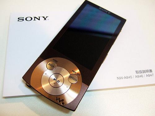 Sony NWZ-A840