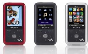 Sony NWZ-S610