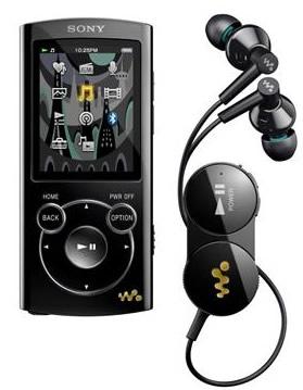 Sony NWZ-S760