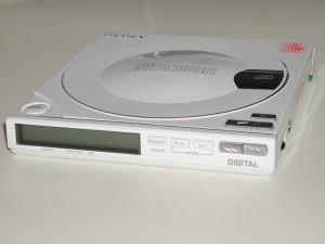 Sony D-100