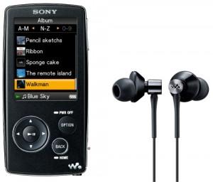 Sony NWZ-A800