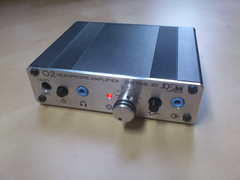 JDS Labs objective 2 : l'ampli sédentaire transportable