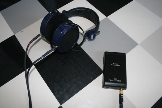 Combo iBasso DX100 - HiFiMAN HE-400