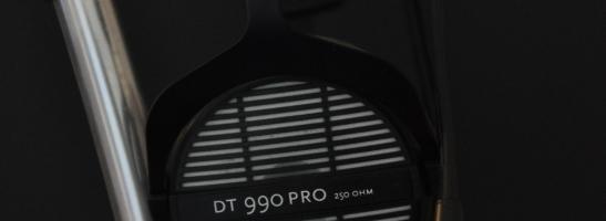 Le Beyerdynamic DT990 est un classique du fabriquant allemand.