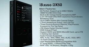 Après un descriptif des caractéristiques du prochain «petit» baladeur de chez Ibasso disponible depuis quelques temps déjà sur leur site