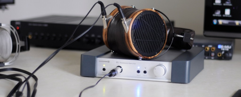 [Test] Beyerdynamic A1