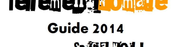 Tout beau, tout frais, le guide de Noël 2014 de TellementNomade est dans les bacs. Si vous cherchez encore une bonne idée pour (vous) offrir un produit recommandé par les passionnés exigeants de la communauté, il est temps de réserver une partie de votre journée en vue de découvrir les propositions «Made In TN» […]