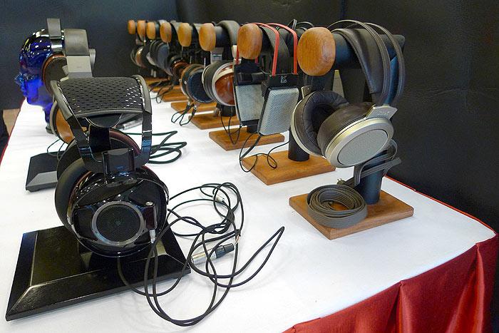 Hors-d'œuvre audio.