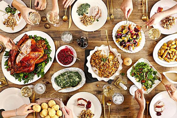 Préparez vos estomacs (et votre carte de crédit) !