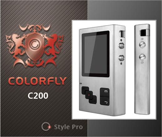 Colorfly - C200 - image pub