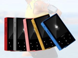Hidizs AP60 : différents coloris