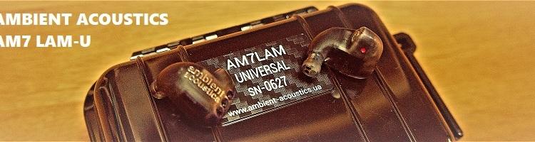 Fabrication Les AM7 LAM sont des intras ukrainiens disponibles actuellement en custom (-C :1750$) ou en universel (-U :1650$). Le modèle objet de la review est un universel. La coque en résine qui semble très solide abrite pas moins de 7 transducteurs à armature équilibrée. Grâce à un système de 3 switchs et un filtre […]
