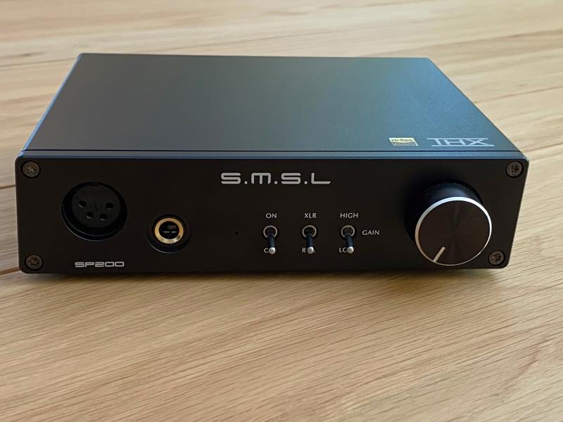 SMSL SP200, le tout petit ampli qui a tout d'un grand !